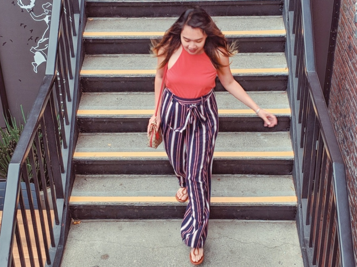 Trendy Thursdays: Wide Leg Pants