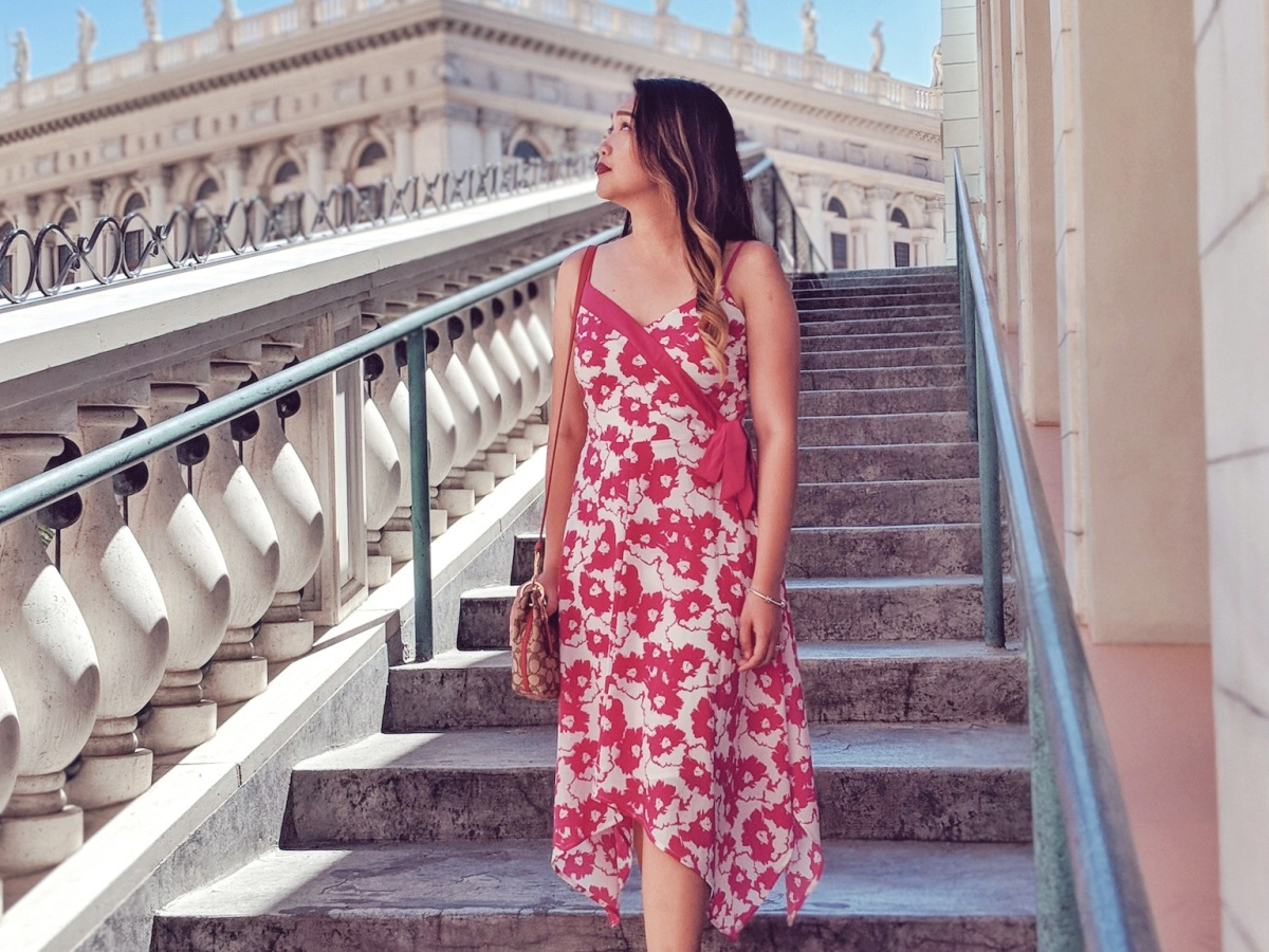 Trendy Thursdays: Floral Sundress